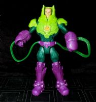DC Total Heroes: Lex Luthor in Power Armor - Loose Action Figure